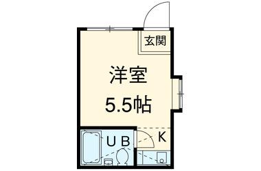スペース210高津 1階 1R 賃貸アパート