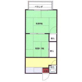 第2木嶌荘 賃貸アパート