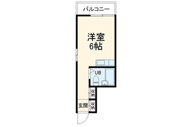 元町・中華街 徒歩26分 2階 1R 賃貸アパート