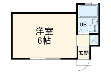 千葉 バス25分 停歩1分 1階 1R 賃貸アパート