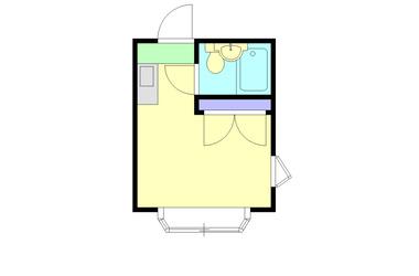 綱島グレイス1階1R 賃貸アパート