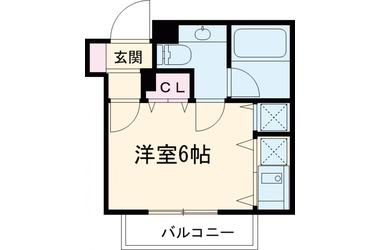 メルローズプレイス下北沢2階1R 賃貸マンション