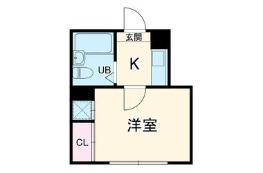 アイランドコア湘南3階1R 賃貸マンション
