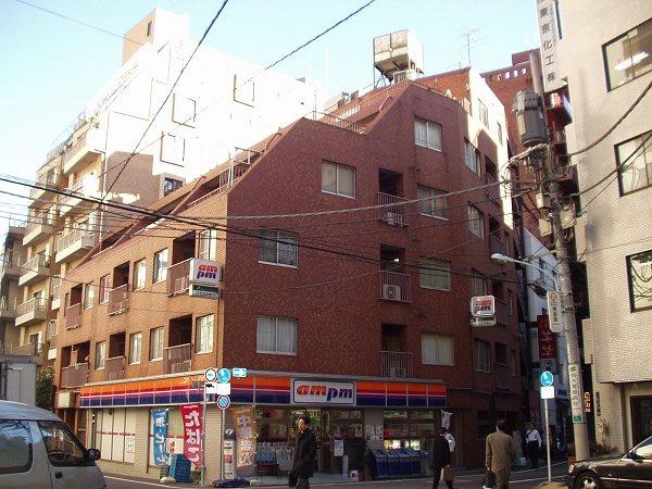 ハイベール三田 4階 1R 賃貸マンション