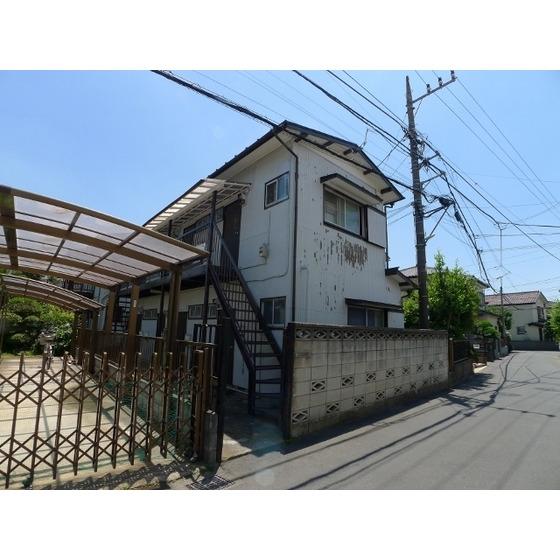 春山荘2号棟 賃貸アパート